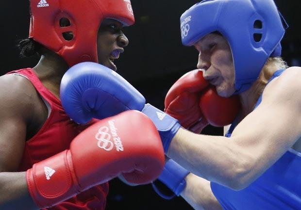 Claressa Shields: U.S. Olympic champ