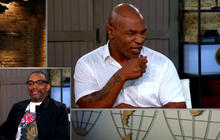Lee on Mike Tyson: He talks about his triumphs and his stumbles