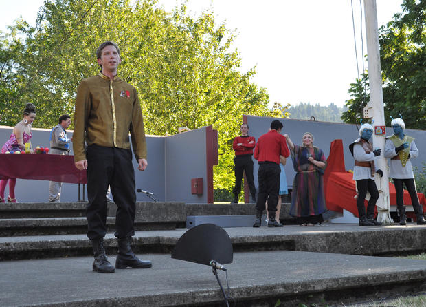 """Star Trek"" on the summer stage"