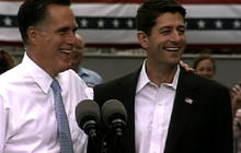 "Romney flubs, calls Ryan ""next president of the United States"""