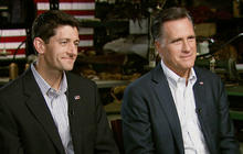 Romney, Ryan answer critics of Medicare position