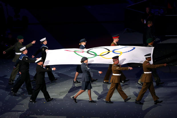 London Olympics: Closing Ceremony