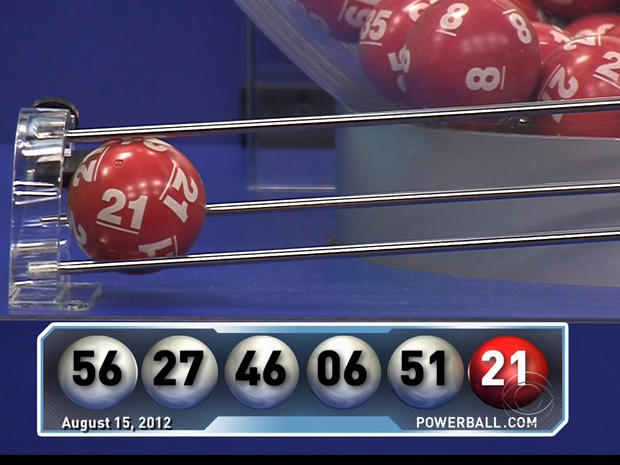 Powerball revealed