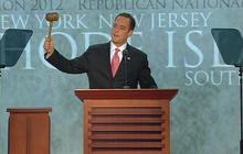 RNC chairman swiftly gavels in convention
