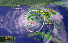 Gulf Coast braces for Tropical Storm Isaac