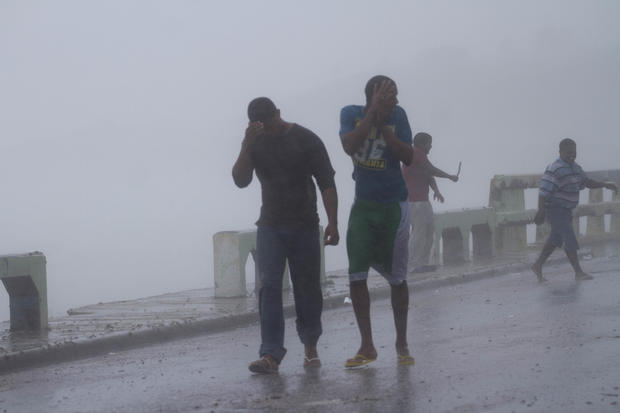 Tropical Storm Isaac gains steam