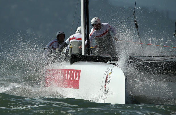 2012-13 America's Cup World Series