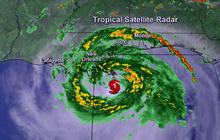 Where will Isaac make landfall?