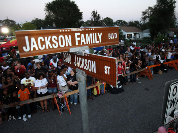 Michael Jackson birthday celebration in Indiana