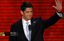 """VP nominee Ryan says it's time for a """"turnaround"""""""