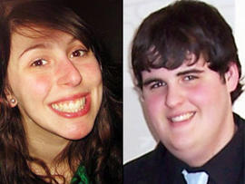 Cristina LoBrutto and Bryan Breen are seen in these undated Facebook pictures.