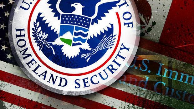 Homeland Security Ice Logo of Homeland Security Logo