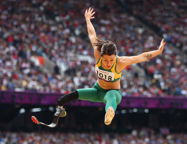 Best of London Paralympics 2012