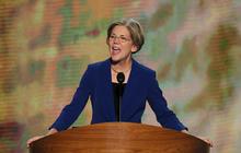 Elizabeth Warren's Democratic National Convention speech