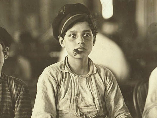 Child labor from 1908 to 1917 - Photo 1 - Pictures - CBS News