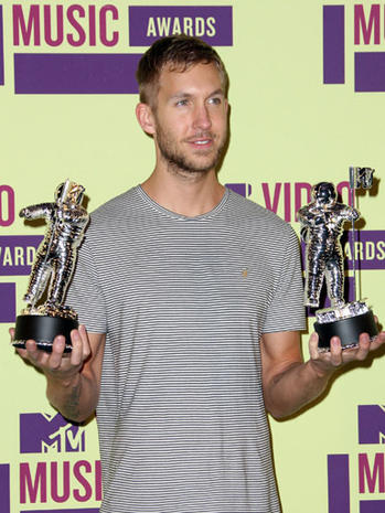 MTV Video Music Awards 2012 press room