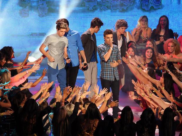 MTV Video Music Awards 2012 show highlights