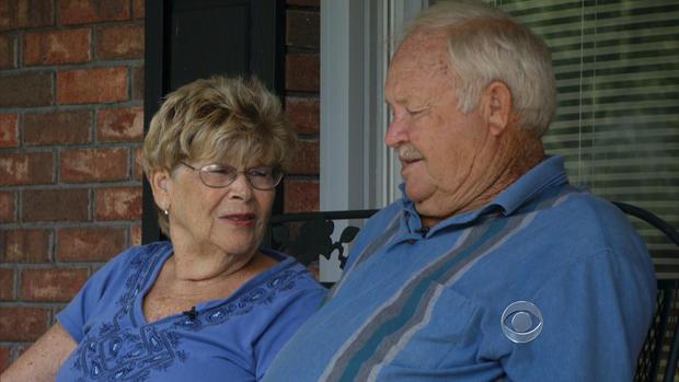 Larry和Jimmie Sue Swilling