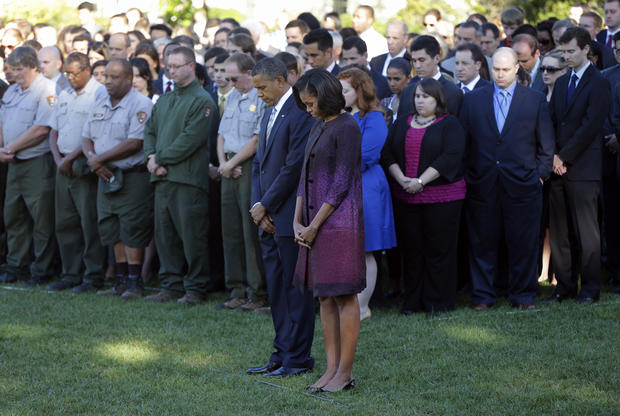 11 years later: Remembering 9/11 at the White House