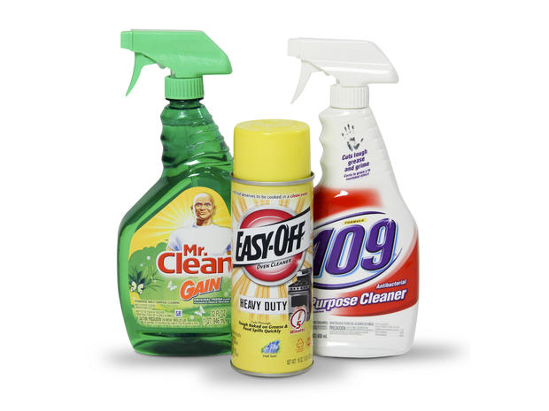"EWG's ""Hall of Shame"" of toxic household cleaners"