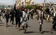 Anti-American protests break out in Iraq, Yemen