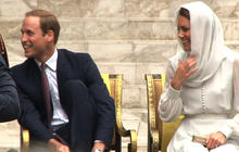 Will and Kate charm Malaysia