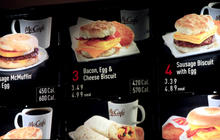 Nutritionist has doubts about new menu boards