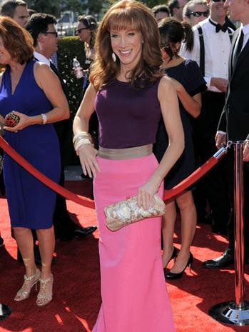 2012 Creative Arts Emmys red carpet