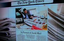 More junk mail on the way?