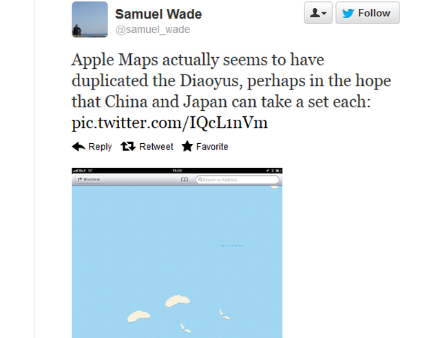 Duplicating an entire island is just one of the mistakes Apple made in the new Maps app.