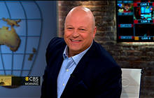"Michael Chiklis on his new show, ""Vegas"""