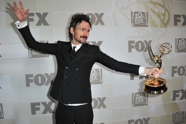 Emmy 2012 Parties
