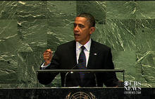 "Obama on Middle East at U.N.: ""This is a season of progress"""