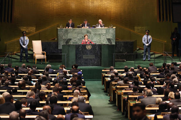 United Nations General Assembly 2012