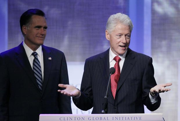 Clinton Global Initiative 2012