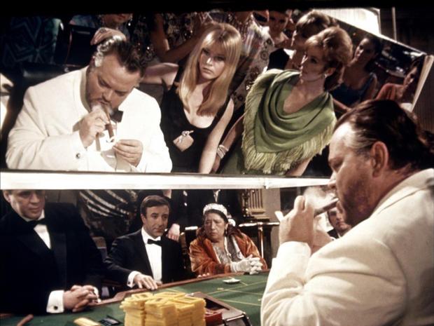 50 years of James Bond films