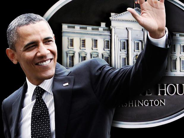 Barack Obama White House seal