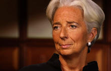 IMF chief on Europe's economic crisis