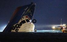 Hong Kong ferry collision kills 36