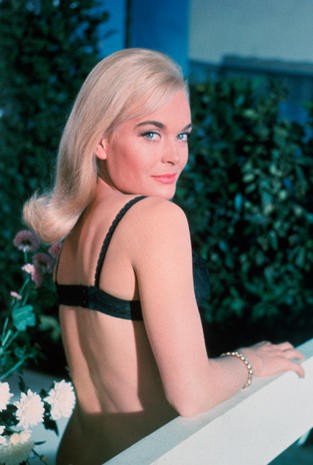 """Bond Girls"" through the years"