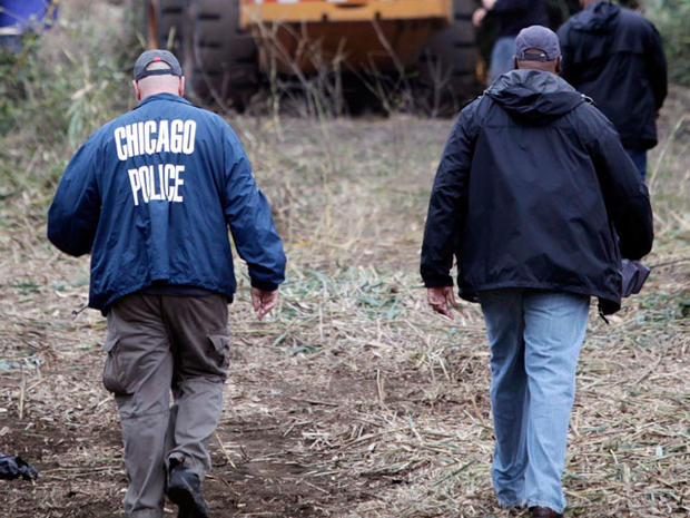 Cops find $10M pot field in Chicago