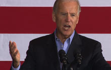"""Biden: """"Yes we do"""" want to let tax cut expire"""