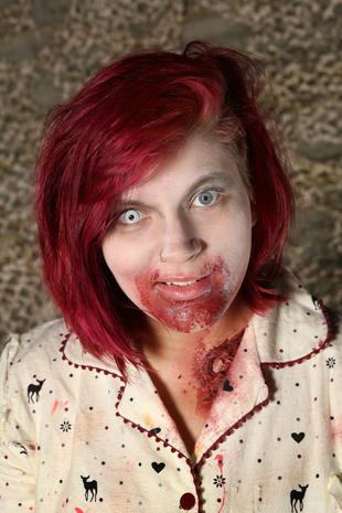 """""""Zombies"""" attempt Guinness World Record"""