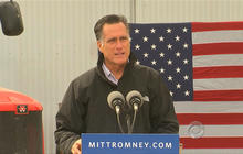 Romney turns attention to Ohio