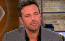 "Affleck on ""Argo,"" CIA mission in Iran"