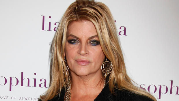 Guess who Kirstie Alley endorsed for president?