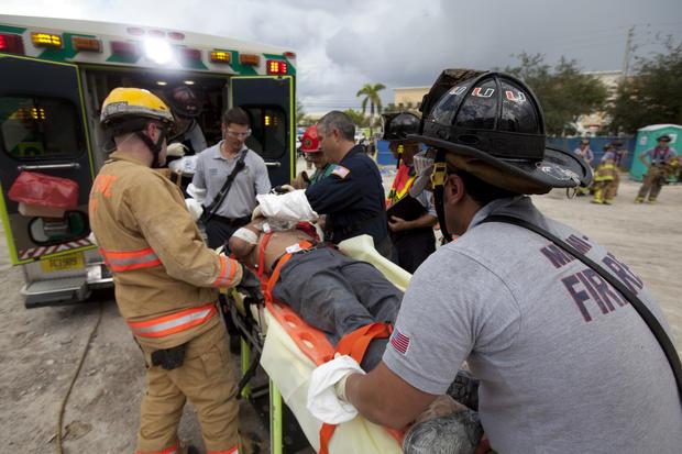 Deadly Miami garage collapse