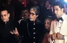 Bollywood steps out for Amitabh Bachchan's 70th birthday