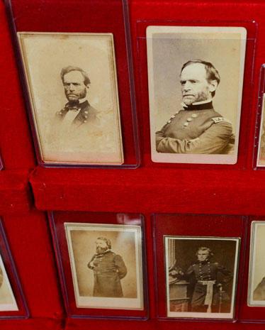 Civil War relics