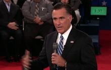 "Romney: I had ""binders full of women"" to staff my cabinet"